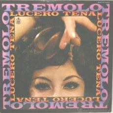 Discos de vinilo: LUCERO TENA TREMOLO LP HISPAVOX 1968. Lote 39806595