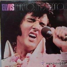 Discos de vinilo: ELVIS PRESLEY PARA MIS FANS ESPAÑOLES.2 LPS. Lote 39819340