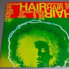 Discos de vinilo: LP HAIR POLYDOR 1976. Lote 39964929