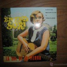 Discos de vinilo: EMERITA SORI. LA SAL DE LA TIERRA. EP. DISCOTECA PAX 1968. Lote 39828792