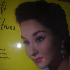 Discos de vinilo: MARIFE DE TRIANA. LA GENTE. MARIA CONSOLACIÓN. MB2. Lote 39829199
