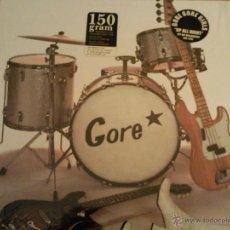 Discos de vinilo: GORE GORE UP ALL NIGHT LP CON INSERTO 150 GRAM. Lote 39829324