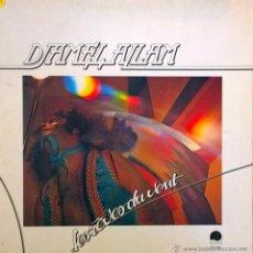 Discos de vinilo: DJAMEL ALLAM-LES REVES DU VENT-CARPETA ABIERTA CON LAS LETRAS- EL 2º L.P. DEL GRAN CANTANTE ARGELINO. Lote 39844666