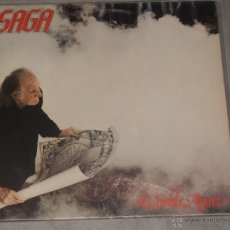 Discos de vinilo: SAGA - WORLDS APART - POLYDOR - GERMANY - LP. Lote 39845601