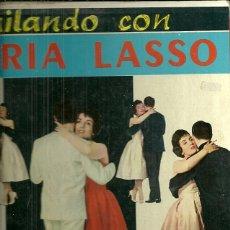 Discos de vinilo: GLORIA LASSO LP SELLO MUSART EDITADO EN MEXICO. Lote 39848786