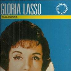 Discos de vinilo: GLORIA LASSO LP DOBLE (2 DISCOS) SELLO EMI EDITADO EN FRANCIA. Lote 39852375