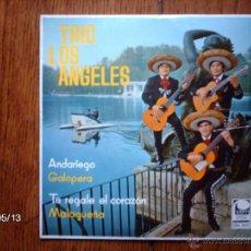 Discos de vinilo: TRIO LOS ANGELES - ANDARIEGO + 3. Lote 39871482