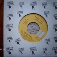 Discos de vinilo: AMOS DEL MUNDO - LUNA LLENA (SOLO UNA CARA) . Lote 39891060