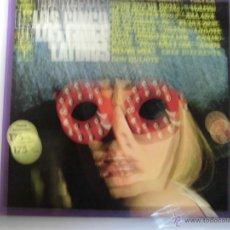 Discos de vinilo: LO MEJOR DE LOS CINCO LATINOS LP SELLO CBS AÑO 1967. Lote 39857534