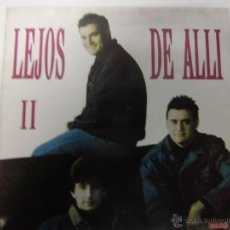 Discos de vinilo: LEJOS DE ALLI II LP SELLO DALBO AÑO 1991. Lote 39857727