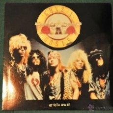 Discos de vinilo: GUNS N' ROSES - NY RITZ GIG 1988 (PIRATA). Lote 39858945
