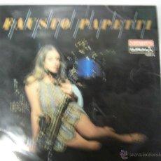 Discos de vinilo: FAUSTO PAPETTI EP SELLO VERGARA AÑO 1968. Lote 39860294