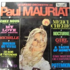 Discos de vinilo: PAUL MAURIAT LP SELLOPHILIPS AÑO 1965. Lote 39860762