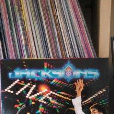 Discos de vinilo: THE JACKSONS - LIVE. 2 LP. Lote 195429212