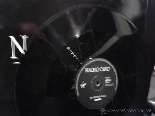 Discos de vinilo: Nacho Cano - El Patio Dance Mix 1994 MAXI VIRGIN Mecano Muy Raro - Foto 5 - 39873094