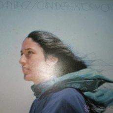 Discos de vinilo: LP-VINILO-JOAN BAEZ-GRANDES EXITOS Y OTROS-1974-11 TEMAS-HISPAVOX-.. Lote 39896572
