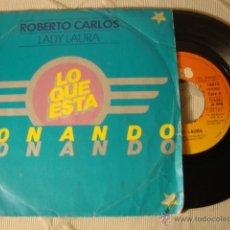 Discos de vinilo: DISCO SINGLE VINILO ORIGINAL. Lote 39889557