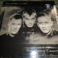 Discos de vinilo: FINE YOUNG CANNIBALS - EVER FALLEN IN LOVE MAXI 45 R.P.M. - 12 PULGADAS - MUY NUEVO (5). Lote 39916463