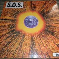 Discos de vinilo: S.O.S - THE NEWS - MAXI 45 R.P.M. - 12 PULGADAS ESPAÑA M.R. 1993 - MUY NUEVO (5). Lote 39916582