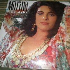 Discos de vinilo: MARINA - DIKI DIKI - MAXI SINGLE 45 R.P.M. - CBS RECORDS 1989 - MUY NUEVO (5). Lote 39917485