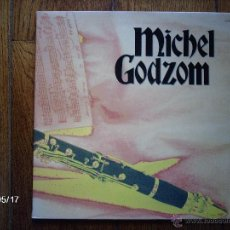 Discos de vinilo: MICHEL GODZOM . Lote 39937484
