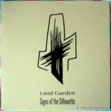Discos de vinilo: SINGS OF THE SILHOUTTE - LAND GARDEN LP - MUSICA EXPERIMENTAL / PERFORMANCE FROM PORTUGAL. Lote 39911091