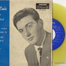 Discos de vinilo: JOSE LUIS, EP, SEÑORITA LUNA + 3, AÑO 1959. Lote 39915767