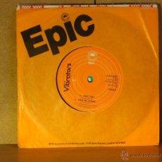 The Vibrators - Baby Baby / Into The Future - EPIC S EPC 5302 - 1977 - Edicion UK