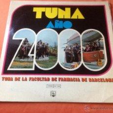 Discos de vinilo: LP TUNA AÑO 2000 TUNA DE LA FACULTAD DE FARMACIA DE BARCELONA . Lote 39929276