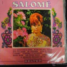 Discos de vinilo: SALOME. BELTER 1968. LP BON ESTAT. Lote 39929486