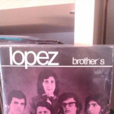 Discos de vinilo: LOPEZ BROTHER'S - EP 4 TEMAS. Lote 39932385