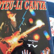 Discos de vinilo: SAU - SANGTRAIT - GREC- JAQUE AL REY - TERRATREMOL -LP 1991 -BUEN ESTADO. Lote 39943485
