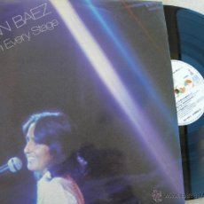 Discos de vinilo: JOAN BAEZ -DOBLE LP 1976 -BUEN ESTADO. Lote 39972734