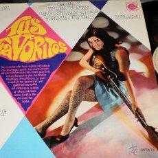 Discos de vinilo: TUS FAVORITOS LP (VER CONTENIDO EN IMAGENES) ESPAÑA 1967 /2. Lote 39935062