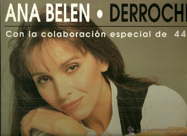 ANA BELEN CON LOS 440 MAXI-SINGLE SELLO ARIOLA AÑO 1993 (Música - Discos de Vinilo - Maxi Singles - Solistas Españoles de los 70 a la actualidad)