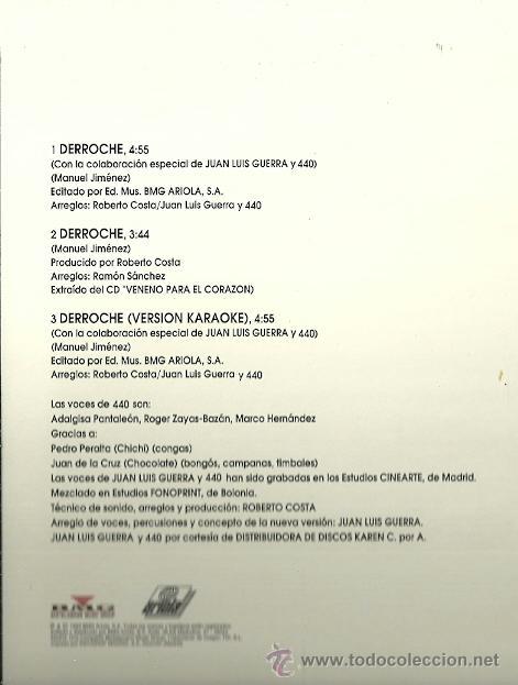 Discos de vinilo: ANA BELEN CON LOS 440 MAXI-SINGLE SELLO ARIOLA AÑO 1993 - Foto 2 - 39944481