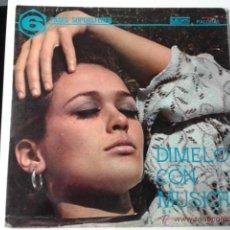 Discos de vinilo: PUCCIO ROELENS Y SU ORQUESTA 1969 LP PALOBAL FUNK BEATS LIBRARY SITAR KILLER ITALY. Lote 39961233