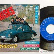 Discos de vinilo: THE BRISKS- EL COCHECITO + 3 - SPANISH EP 1965.. Lote 40036014
