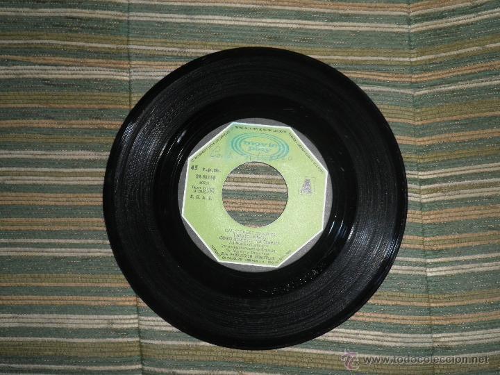 Discos de vinilo: CANCIONES INFANTILES - TENGO UNA MUÑECA / EL PATIO DE MI CASA SINGLE MOVIEPLAY 1972 PORTADA DOBLE - Foto 2 - 39974271