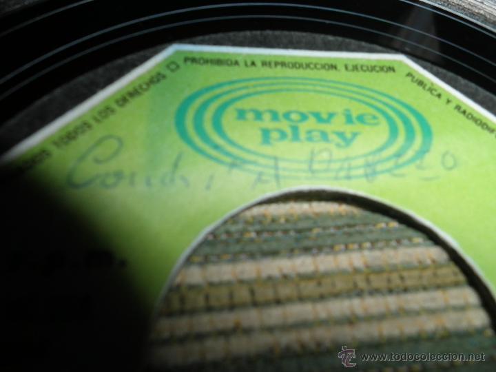 Discos de vinilo: CANCIONES INFANTILES - TENGO UNA MUÑECA / EL PATIO DE MI CASA SINGLE MOVIEPLAY 1972 PORTADA DOBLE - Foto 4 - 39974271