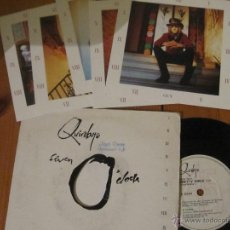 Discos de vinilo: QUIREBOYS ´7 O´CLOK` LIMITED EDITION GATEFOLD SLEEVE WITH 5 FULL COLOUR QUIREBOYS PRINTS.. Lote 39986137