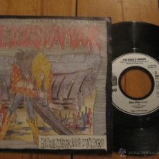 """Discos de vinilo: THE DOGS D´AMOUR `HOW COME IT NEVER RAINS` (DYNAMITE REMIX 7"""" EDIT)`. Lote 39984729"""
