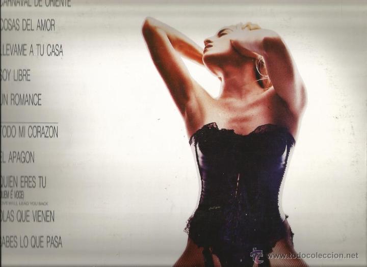 Discos de vinilo: LP YURI : SOY LIBRE ( YURI, LA MADONNA MEXICANA !) - Foto 2 - 40005496
