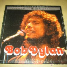 Discos de vinilo: BOB DYLAN - MITOS MUSICALES - CAJA CON DOS LPS - ED. ESPAÑA 1985. Lote 40188370