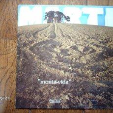 Discos de vinilo: MARTI - MONTA-VIDA . Lote 40019397