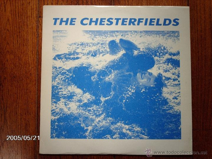 THE CHESTERFIELDS - GOODBYE GOODBYE + 3 (Música - Discos de Vinilo - Maxi Singles - Pop - Rock - New Wave Internacional de los 80)