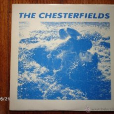 Discos de vinilo: THE CHESTERFIELDS - GOODBYE GOODBYE + 3. Lote 40022630