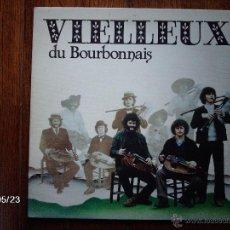 Discos de vinilo: VIELLEUX DU BOURBONNAIS. Lote 40022764