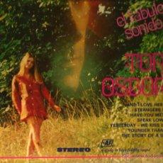 Disques de vinyle: LP ORQUESTA : EL FABULOSO SONIDO DE TONY OSBORNE (CONTIENE 2 VERSIONES BEATLES ) . Lote 40014965
