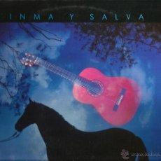 Discos de vinilo: LP INMA Y SALVA : CANTANDO A SEVILLA (ARRREGLOS BENAVENT & AMARGOS ) . Lote 40019222